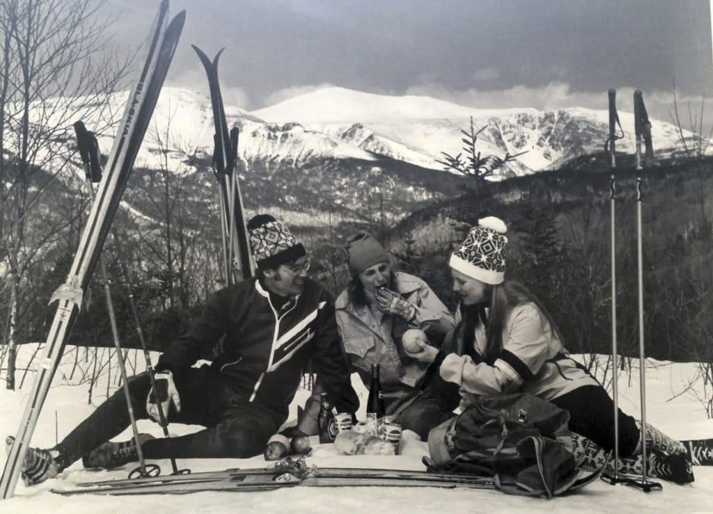 Jackson Ski Touring History